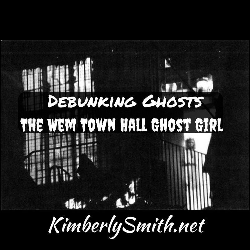 Debunking Ghost The Wem Town Hall Ghost Girl